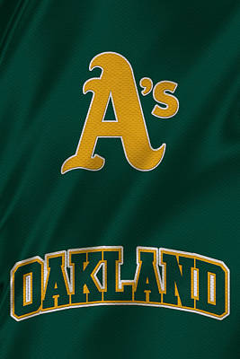 Mlb Iphone Cases Photograph - Oakland Athletics by Joe Hamilton