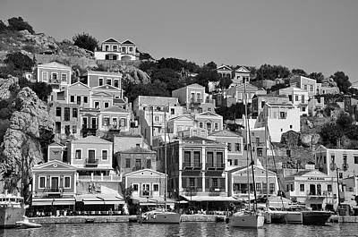 Traditional Photograph - Symi Island by George Atsametakis