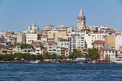 Galata Photograph - Turkey, Istanbul by Emily Wilson