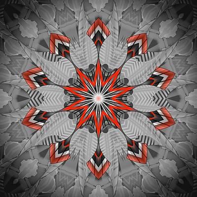 Digital Art - 1600 10 by Brian Johnson