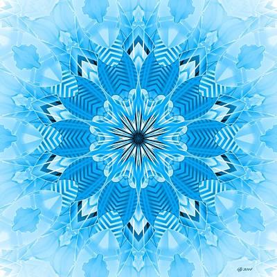 Digital Art - 1600 16 by Brian Johnson