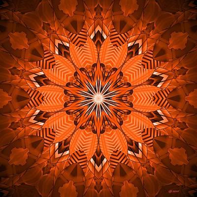 Digital Art - 1600 17 by Brian Johnson