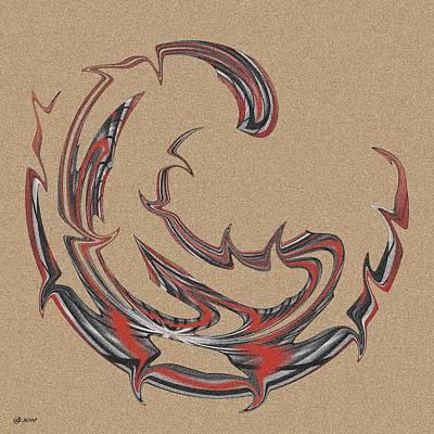 Digital Art - 1600 29 by Brian Johnson