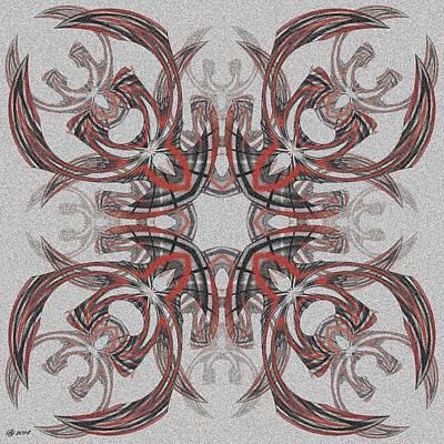 Digital Art - 1600 40 by Brian Johnson