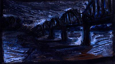 St. Charles Bridge  07 Art Print