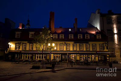 Night Time Photograph - 1640 by Mark Baker