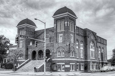 Photograph - 16th Street Baptist Church II by Clarence Holmes