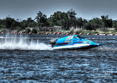 2-1-2013 Photograph - 17 A Boat Port Neches Riverfest by D Wallace