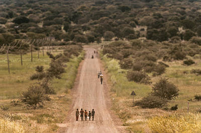 Future Photograph - Africa by Mihai Ilie