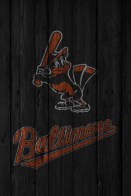 Baltimore Orioles Art Print
