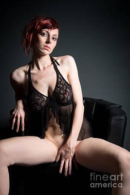 Sensual Photograph - Erotic Nude by Jochen Schoenfeld
