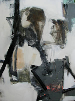 Painting - Figure by Fred Smilde