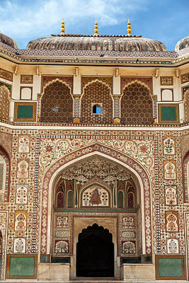 Ganesh Photograph - Jaipur, Rajasthan, India by Charles O. Cecil