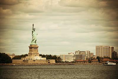 State Love Nancy Ingersoll - Manhattan by Songquan Deng