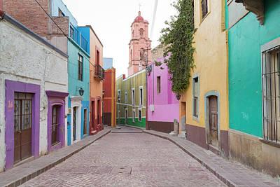 Mexico, Guanajuato Art Print