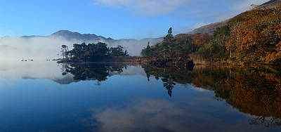 Muckross Lake Art Print