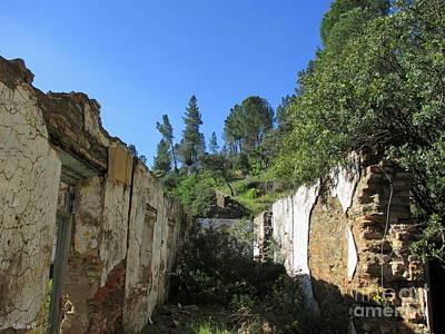 Photograph - Rio Tinto Abandoned Railway by Chani Demuijlder