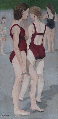 Painting - Summer Fun by Masami Iida