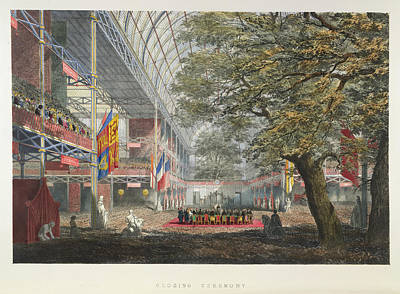 Hyde Park Photograph - The Great Expectations by British Library