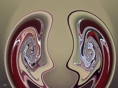 Digital Art - Untitled 6 by Augusta Stylianou