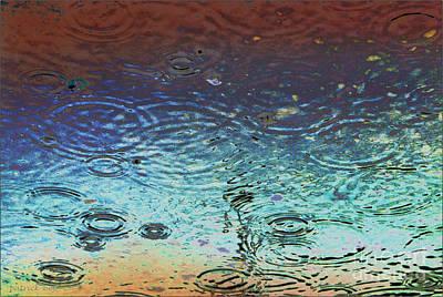 Water Suppliers Digital Art - Water Art A by Patrick Wey