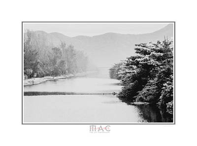 Photograph - 1782bwb by Carlos Mac