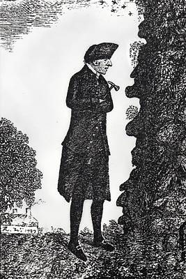 Geologist Photograph - 1790 James Hutton Geologist At The Face by Paul D Stewart