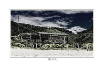 Photograph - 1792bwb by Carlos Mac