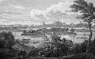 1690 Photograph - 17th Century Orleans by Bildagentur-online/tschanz