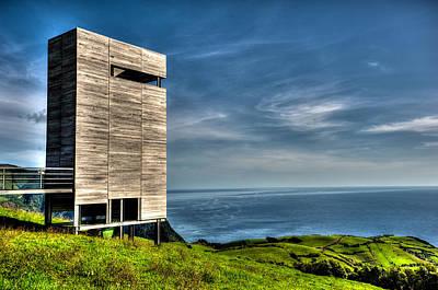 Photograph - Architecture Soa Miguel Azores by Joseph Amaral