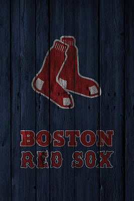 Boston Red Sox Art Print