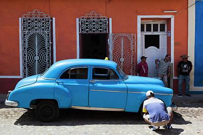 Cuba, Sancti Spiritus Province Art Print