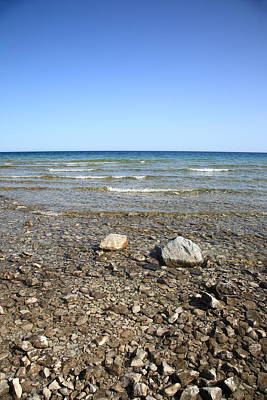 Photograph - Lake Huron by Frank Romeo
