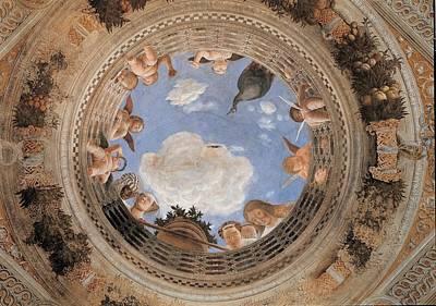 Mantegna Andrea, Decoration Art Print
