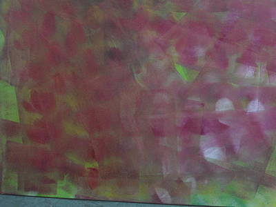 Painting - Mir Abstrakci by Luba Ivanova