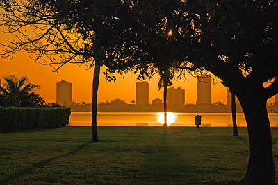 Photograph - 18- Sunrise Over Singer Island by Joseph Keane