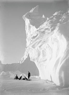 Terra Nova Antarctic Exploration Art Print by Scott Polar Research Institute