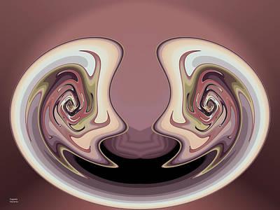 Digital Art - Untitled 5 by Augusta Stylianou