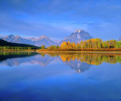 Teton Photograph - Usa, Wyoming, Grand Teton National Park by Jaynes Gallery