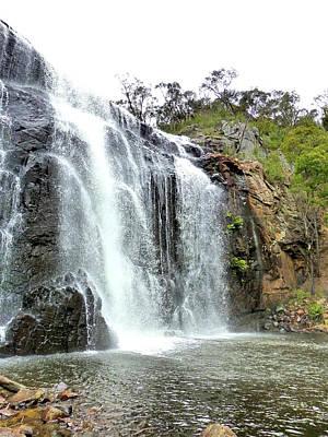 Ethereal - Waterfalls by Girish J
