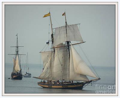 Photograph - 1812 Pride Of Baltimore II by Marcia Lee Jones