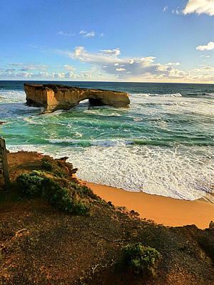 Sea Photograph - Landscape by Girish J