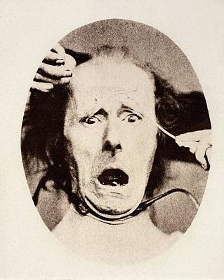 1872 Darwin Electric Expression Art Print by Paul D Stewart