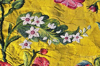 Photograph - 18th Century Stitchery by Brenda Kean