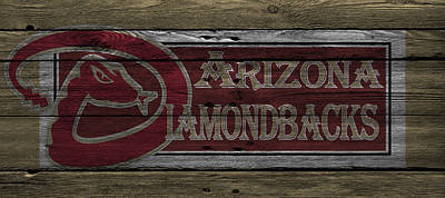 Arizona Diamondbacks Art Print