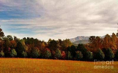 Photograph - Cades Cove by Janice Spivey