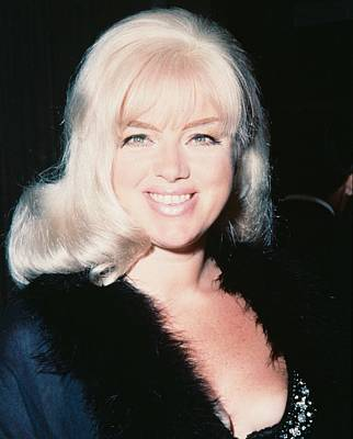 Dor Photograph - Diana Dors by Silver Screen