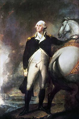 George Washington Art Print by Granger