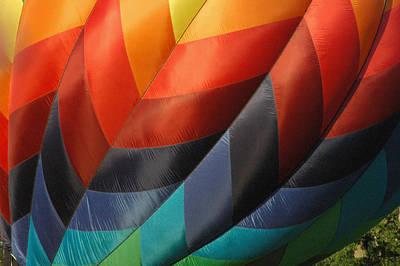 Balloon Photograph - Hot Air Balloon by Gary Marx