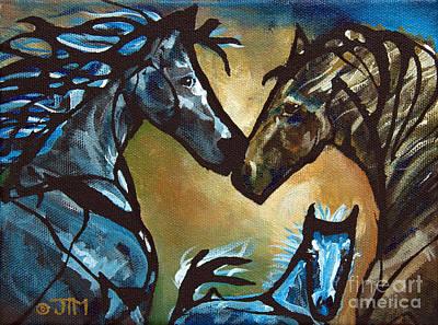 Painting - #19 June 10th by Jonelle T McCoy